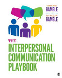The Interpersonal Communication Playbook Book