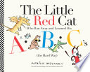 The Little Red Cat Who Ran Away and Learned His ABC's (the Hard Way) Patrick McDonnell Cover
