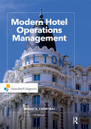 Modern Hotel Operations Management