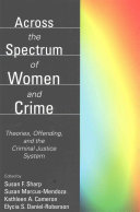 Across The Spectrum Of Women And Crime