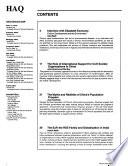 Harvard Asia Quarterly  , Volume 7