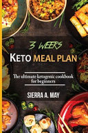 3 Weeks Keto Meal Plan
