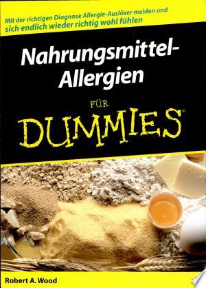 [pdf - epub] Nahrungsmittel-Allergien für Dummies - Read eBooks Online