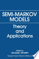 Semi-Markov Models