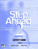Step Ahead 2 Activity Book  Special Express