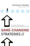 Game-Changing Strategies