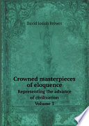 Crowned masterpieces of eloquence