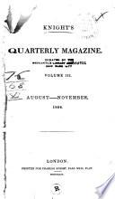Knight S Quarterly Magazine