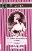 Mary Darby Robinson Books, Mary Darby Robinson poetry book