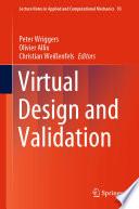 Virtual Design and Validation