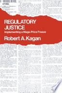 Regulatory Justice Book PDF