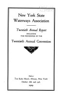Annual Report Including The Proceedings Of The Annual Convention
