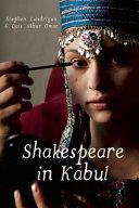 Shakespeare in Kabul