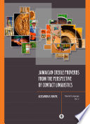 Jamaican Creole Proverbs Book