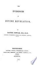 The Evidences of Divine Revelation