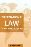 International Law of the Sale of Goods