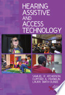 Hearing Assistive And Access Technology Book PDF