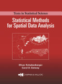 Statistical Methods for Spatial Data Analysis