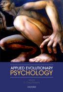 Applied Evolutionary Psychology