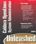 Caldera OpenLinux System Administration Unleashed