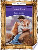 Desert Rogue  Mills   Boon Vintage 90s Modern