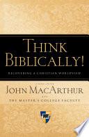 Think Biblically   Trade Paper