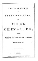 The Chronicles of Stanfield Hall  The Young Chevalier