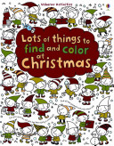 Lots of Things to Find and Color for Christmas Book PDF