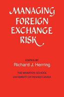 Managing Foreign Exchange Risk