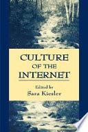 Culture Of The Internet Book PDF