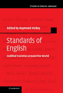 Standards of English