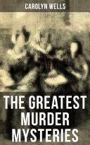 Pdf The Greatest Murder Mysteries of Carolyn Wells