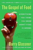 The Gospel of Food Pdf/ePub eBook