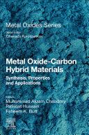 Metal Oxide Carbon Hybrid Materials