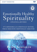 Emotionally Healthy Spirituality Course  a Dvd Study  Updated and Revised Book