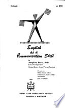 English as a Communication Skill Book