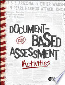 Document Based Assessment Activities  2nd Edition Book PDF
