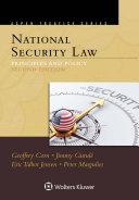 Aspen Treatise for National Security Law Pdf/ePub eBook