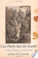 Can Poetry Save the Earth