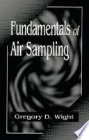 Fundamentals of Air Sampling Book