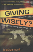 Giving Wisely?