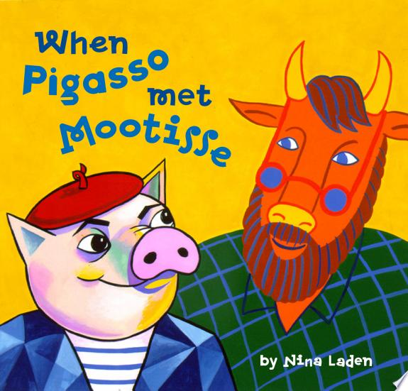 When Pigasso Met Mootisse read by Eric Close