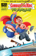 Garbage Pail Kids Comic Book Puke-tacular