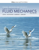 Young  Munson and Okiishi s A Brief Introduction to Fluid Mechanics