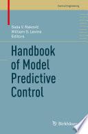 Handbook of Model Predictive Control Book