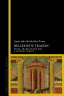 Hellenistic Tragedy [Pdf/ePub] eBook