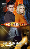 Doctor Who: The Art of Destruction Book