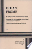 Read Online Ethan Frome For Free