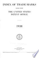 Index of Trade-marks Issued from the United States Patent Office