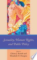 Sexuality  Human Rights  and Public Policy